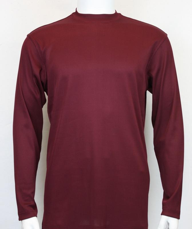 Bassiri long sleeve t shirts catalogue cado bassiri for Mock long sleeve t shirts